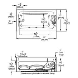 luxury kitchen sink drain size taste