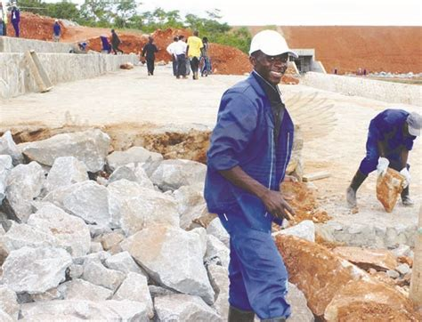 building materials ltd mail multi building material manufacturing park on cards zambia daily mail