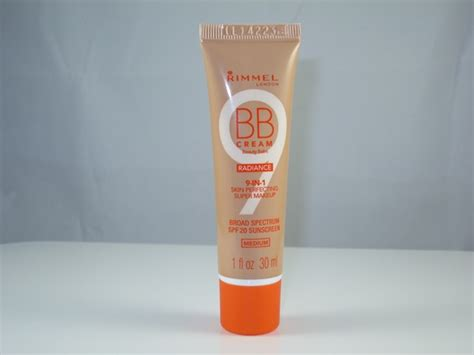 rimmel bb radiance rimmel radiance bb balm review swatches