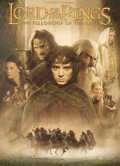 The Lord Of The Ring Sembilan Pembawa Cincin the lord of the rings 1 the fellowship of the ring