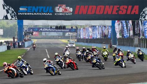 new layout sirkuit sentul keputusan tuan rumah motogp indonesia di tangan promotor