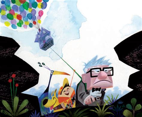 animation from concept to production books new artwork from disney pixar s up