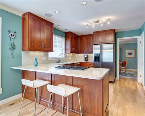Best Color For Cabinets In A Small Kitchen How To Choose The Best Small Kitchen Colors Home Decor Help