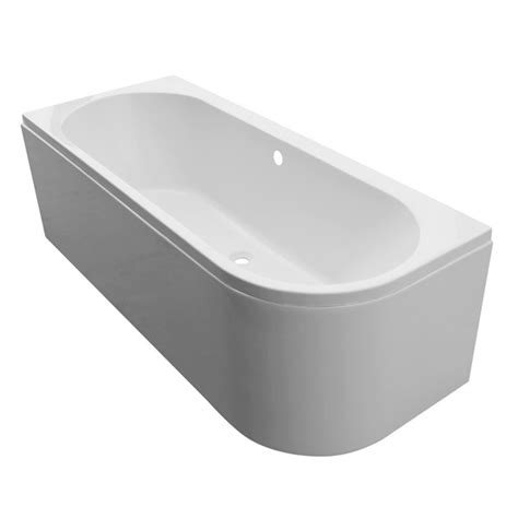 right hand bathtub tissino angelo premium right hand 1700 x 700mm bath tan 303