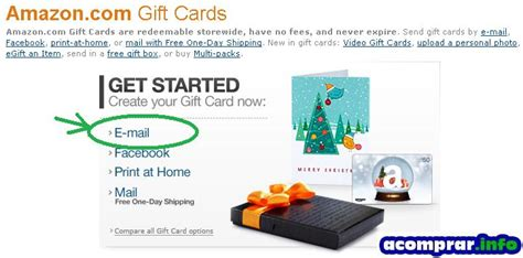 Que Es La Gift Card De Amazon - 191 c 243 mo comprar una gift card de amazon paso a paso