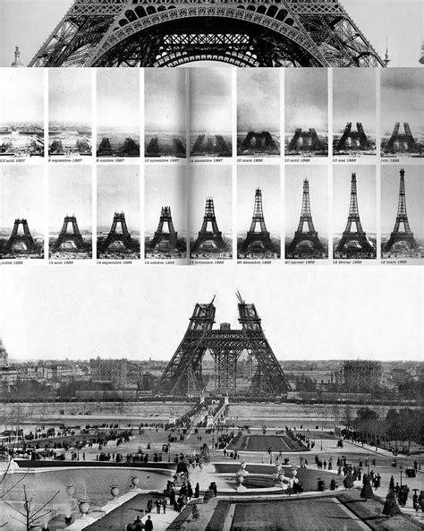 Pin de DICAS DE PARIS. NET em História da Torre Eiffel