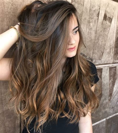 coolest hair highlights for short haircuts 2017 best 11 best balayage brown hair 2017 the latest and