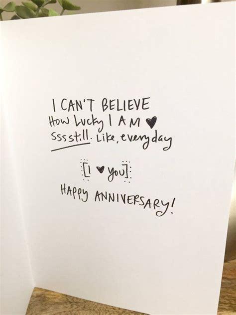 year anniversary card   paper anniversary