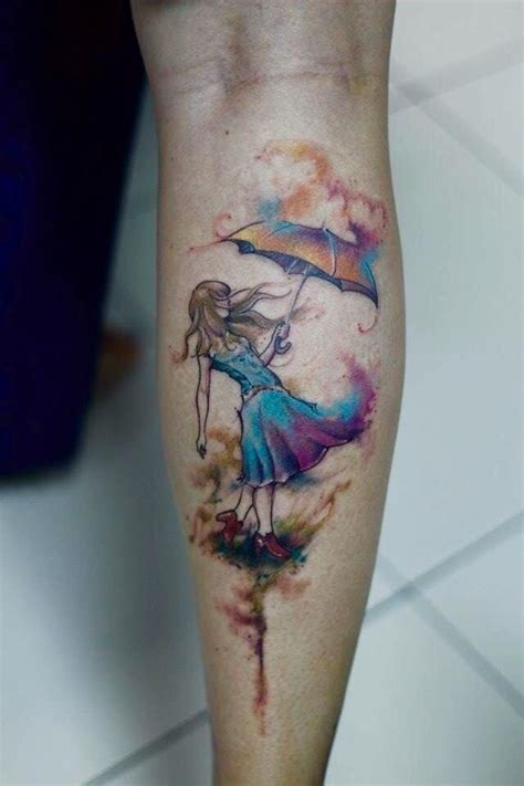 bad girl tattoos best 25 umbrella ideas on