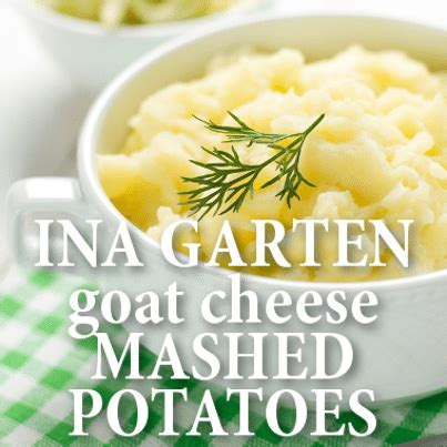 recipe ina garten s make ahead goat cheese mashed potatoes web today ina garten apple chutney recipe goat cheese