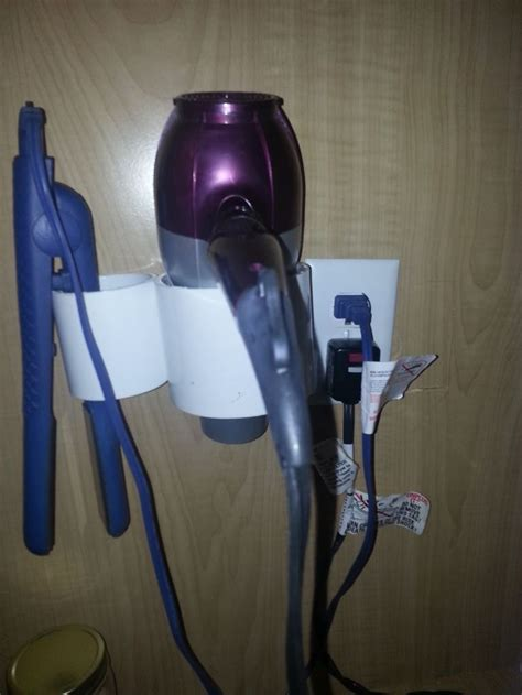 Hair Dryer And Straightener Caddy 35 best images about better organization on
