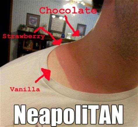Tan Lines Meme - perfect puns that you can t help but find funny 20 pics