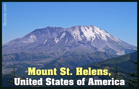 Mount St Helens Other Volcanoes Picas | these names of active volcanoes are sure to leave you