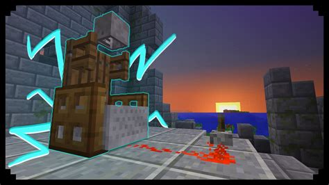 How To Make A Working Chair In Minecraft by Minecraft How To Make A Working Electric Chair