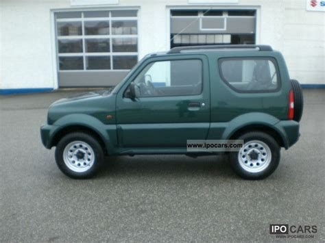 Suzuki Jimny Length 2002 Suzuki Jimny Car Photo And Specs