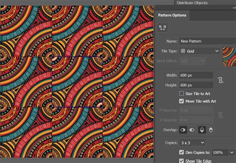 tribal pattern illustrator how to create a tribal african inspired pattern in adobe