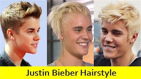 Justin Bieber Hairstyle Name by Justin Bieber Hairstyle Evolution 2009 2017 Haircut
