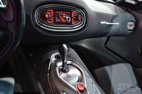 Kia Gt4 Stinger Interior Kia Gt4 Stinger Concept At 2014 Naias Gear Indian Autos