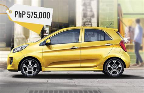 kia optima price philippines kia picanto the stylish comfortable budgetary hatch