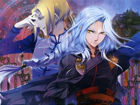 legend of the legendary heroes the legend of the legendary heroes images lucile and sion