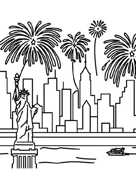 crayola coloring pages 4th of july let freedom ring coloring page crayola com