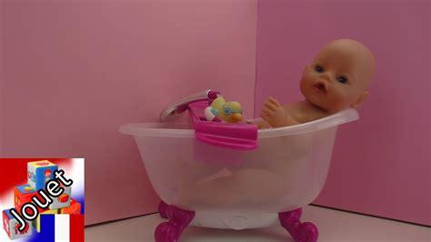 Baignoire Jouet by Baby Born Interactif Francais Le Nouveau N 233 Prend
