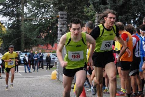 Celana Trail Running skyrunner e stradisti insieme alla staffetta aido run