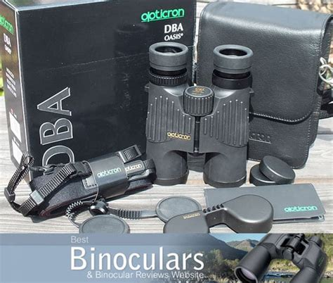 opticron dba oasis s coat 8x42 binoculars review