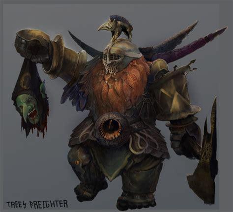 Dwarfs Warhammer chaos dwarfs warhammer