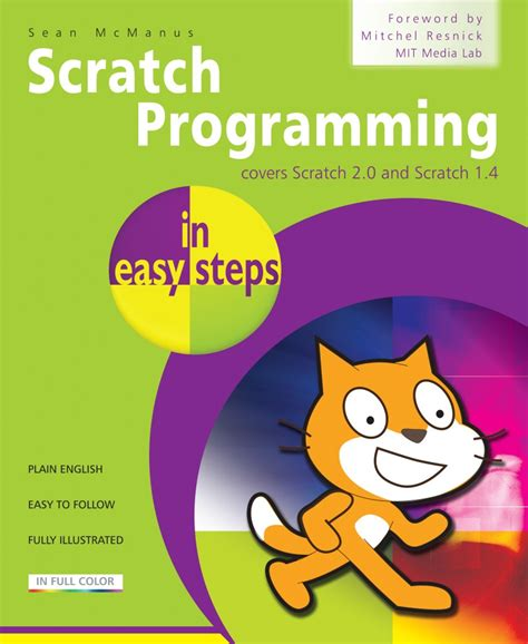 scratch 2 0 programming books in easy steps scratch programming in easy steps covers v
