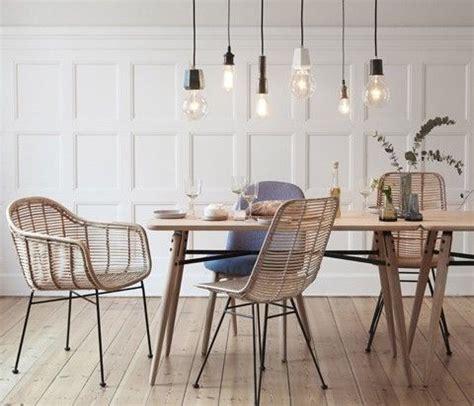 esszimmer hängele vintage stuhl rattanstuhl rattansessel skandinavisches