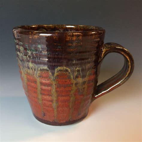 amaco pottery stoneware mug with amaco potter s choice glazes albany