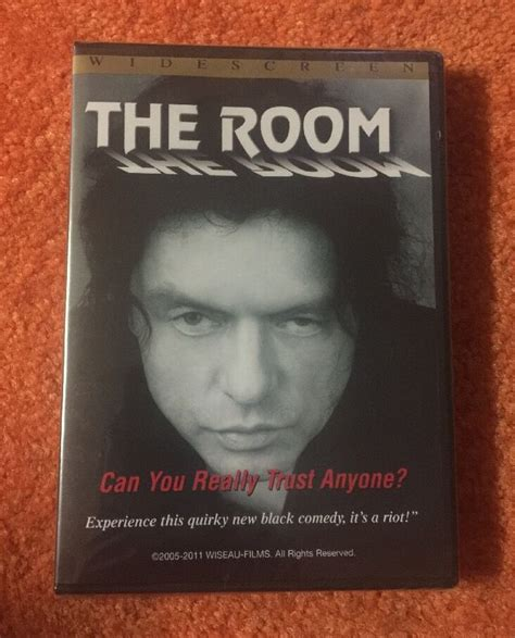 Room Dvd by Brand New The Room Dvd Wiseau Cult Sealed Ebay