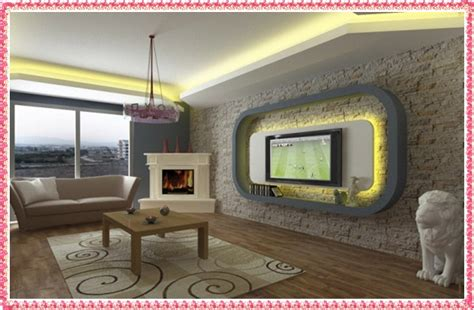 home interior design ideas 2016 drywall tv unit designs 2016 home decorating ideas 2016