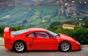 What Year Did The F40 Come Out The F40 Was Derived From S Racing Technology But