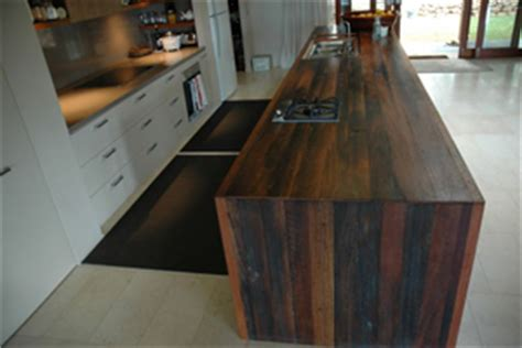 timber bench top best materials for unique kitchen benchtops gold coast