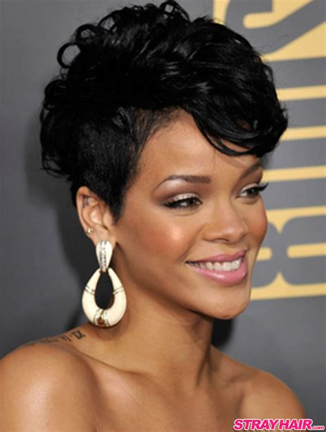 Picture Of Hairstyles by Rihannas Many Great Hairstyles Strayhair