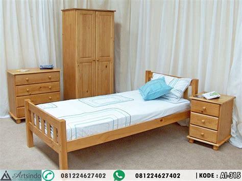 Bed Set Murah pembuatan set tempat tidur asrama jual tempat tidur kos