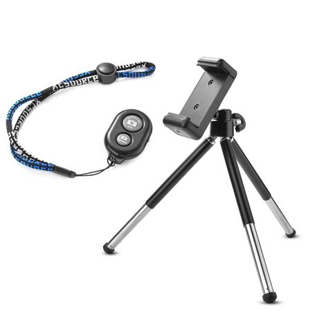Tripod Holder mobile phone tripod stand holder bluetooth remote for iphone 7 lf780 ebay