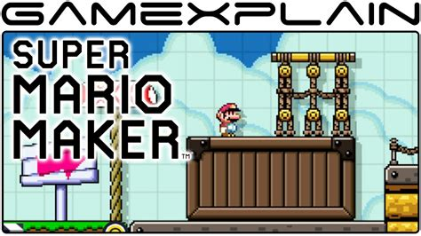 theme generator game super mario maker all game styles level themes