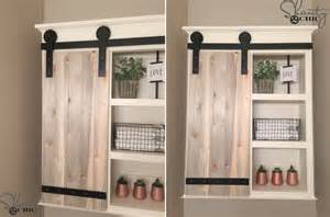 Design Your Garage Door diy bathroom shelves to increase your storage space