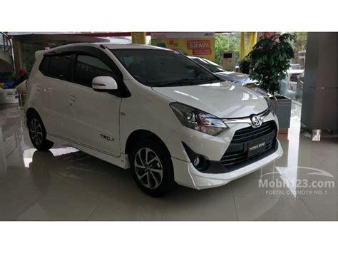 Toyota New Agya 1 2 Trd At jual mobil toyota agya 2017 trd 1 2 di banten manual