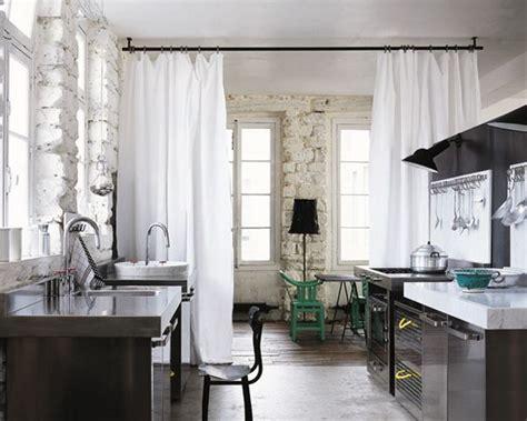Room Separator Curtain » Home Design 2017