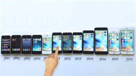the iphone is ten years happy birthday what we look forward to in the next ten years