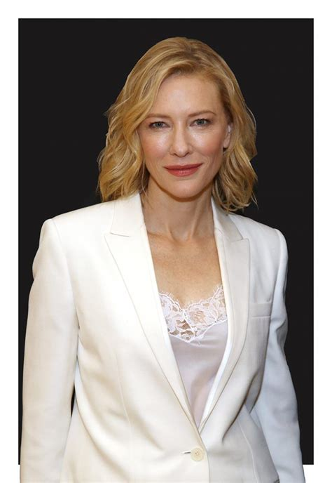 cat馮orie si鑒e auto cate blanchett wears a pussyhat and we even more
