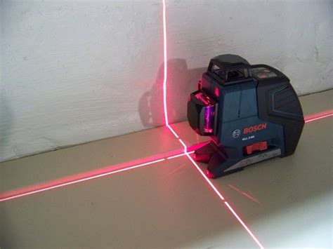 Bosch Gll3 80 Laser Level Berkualitas Bosch Laser Gll3 80 11 Tools In Power Tools And