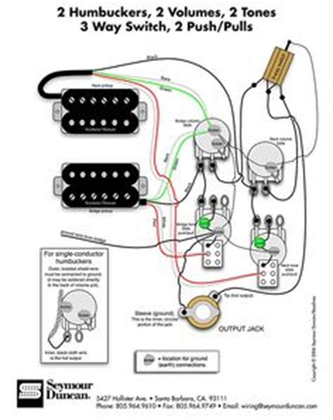 guitarelectronics guitar wiring diagram 2 humbuckers