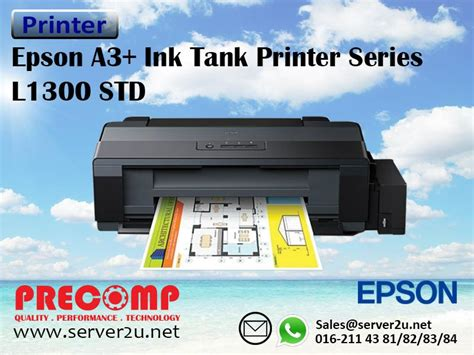 Printer Epson A3 Seri L Epson A3 Ink Tank Printer Series L1 End 7 23 2016 9 45 Am