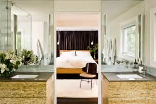 concevoir une chambre de ma 238 tre avec salle de bain id 233 es