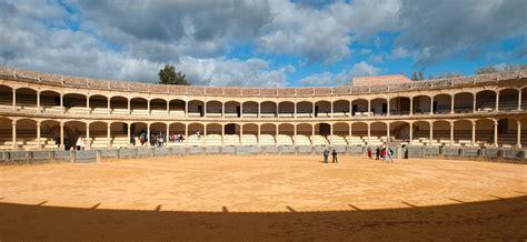 Roof by File Plaza De Toros De Ronda 6931270048 Jpg Wikimedia